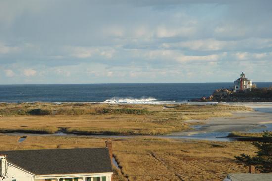 The Vista: ZimmerAussicht zur Bucht