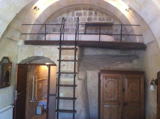 Meleklerevi Cave Hotel: Room: Keyif