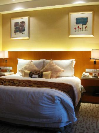Zhenjiang International Hotel: Room