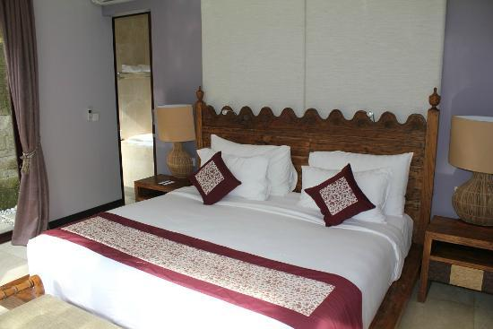 The Lokha Umalas Villas & Spa: Sleep well in this bed