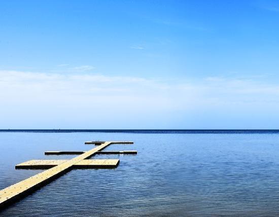 Le Meridien Koh Samui Resort & Spa: Ocean Pier