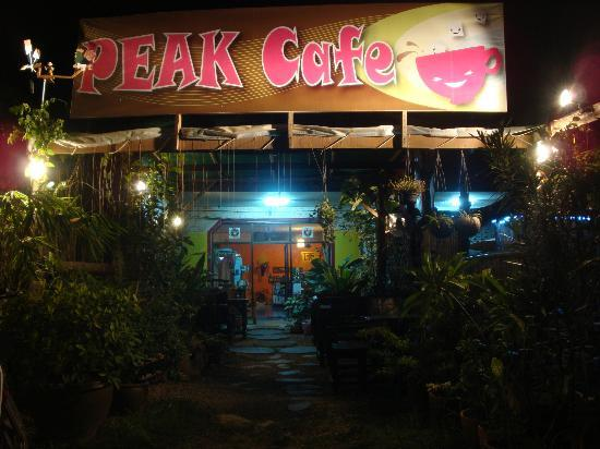 Welcome to peak cafe