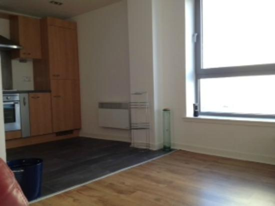 The B Suites Edinburgh: Bland & basic - more housing association than luxury