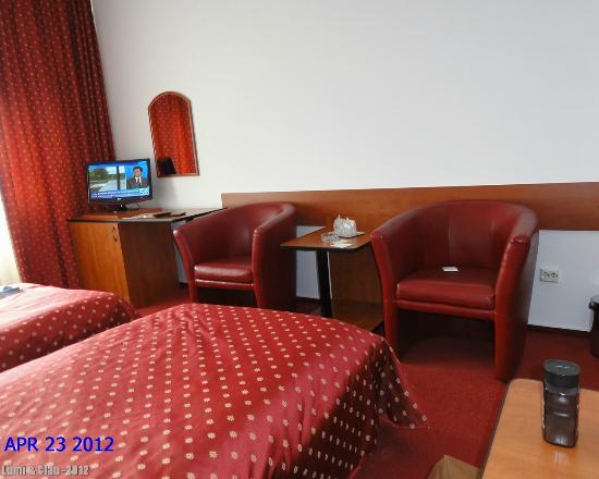 BEST WESTERN Hotel Silva: Silva Hotel = Sibiu - room 310