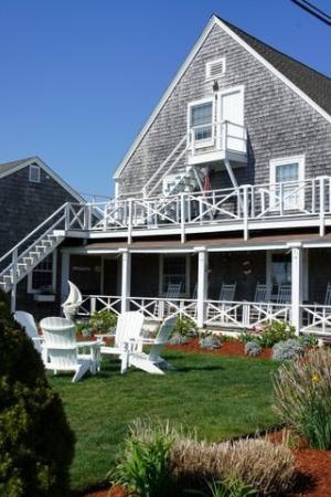 Beach Breeze Inn: Frontansicht des Hauses