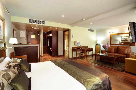 Hotel Plaza Andorra: Habitació de luxe 3