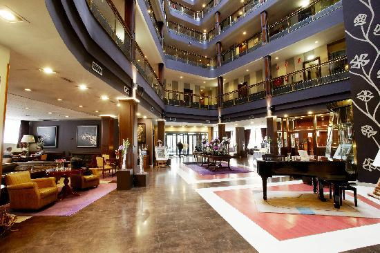 Hotel Plaza Andorra: hall 3