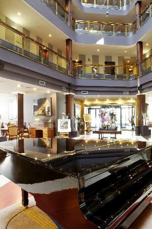 Hotel Plaza Andorra: piano