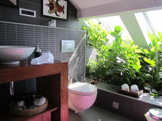 Kahlina Apartments : il bagno 2