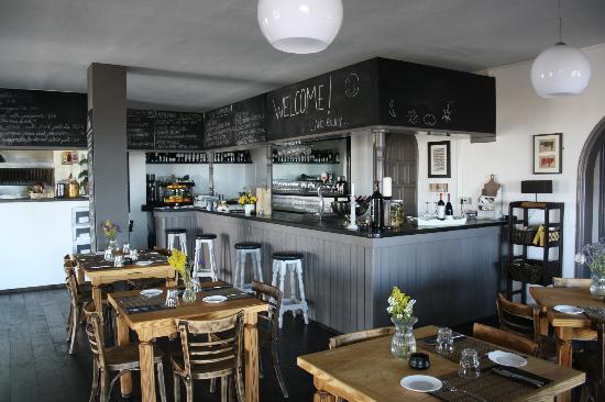 Restaurante grillen bar grill en tinajo con cocina otras for Cocinas europeas