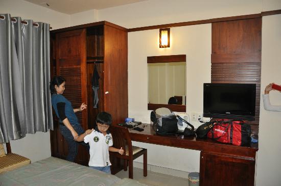 Ngan Ha Hotel: The main area