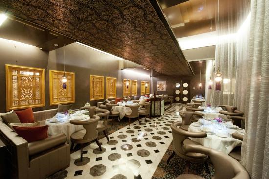 L'Amandier Palais Faraj: Restaurant Marocain l'Amandier