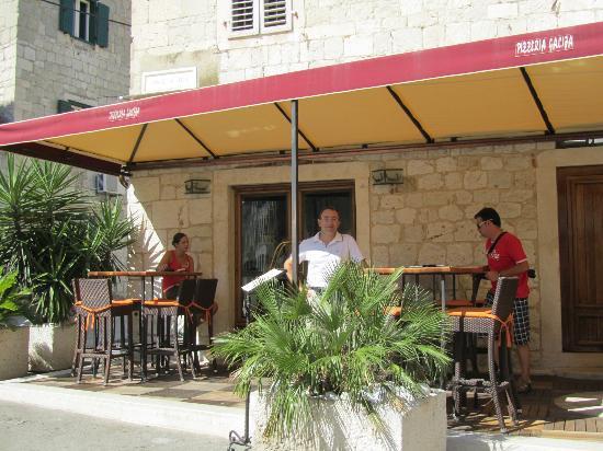 Pizzeria Galija, Split