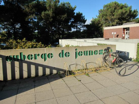 Hostel Lorient: ユース玄関