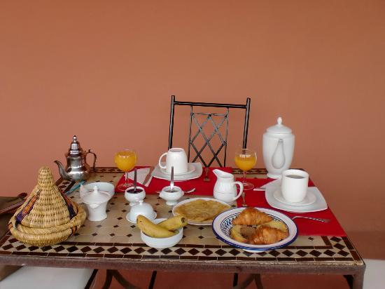 Dar Balthazar: El maravilloso desayuno