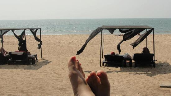 Agonda Beach, beautiful!
