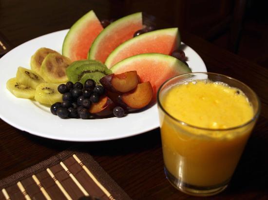 Retiro Park Lodge: 美味しい朝食