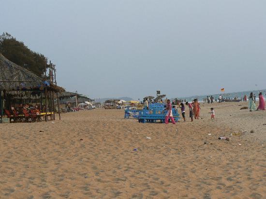Villa Bomfim: Пляж Калангут