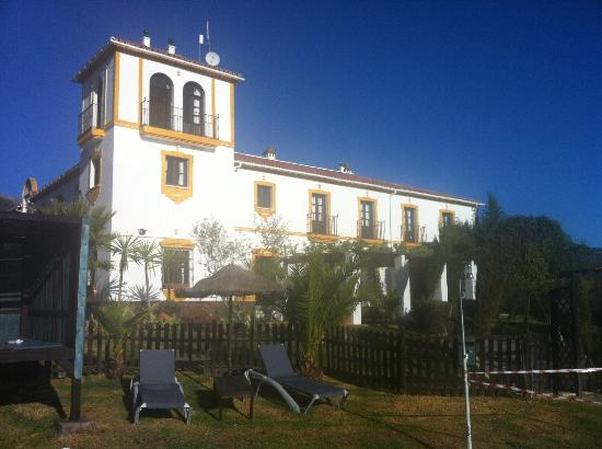 Hotel Cerro de Hijar: Lovely old building