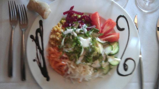 Adler Muri: Gemischter Salat