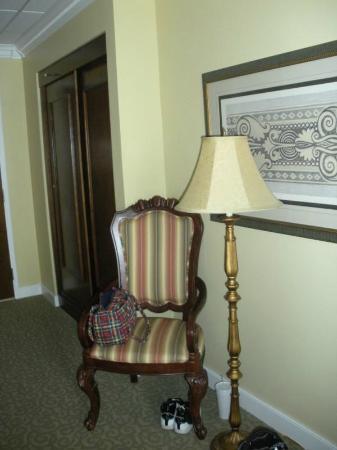 The Blennerhassett Hotel: Room