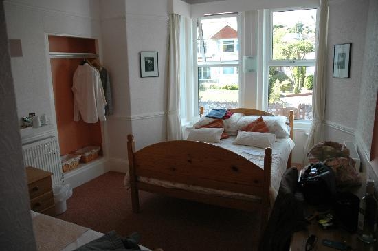 Brixham House: Bedroom