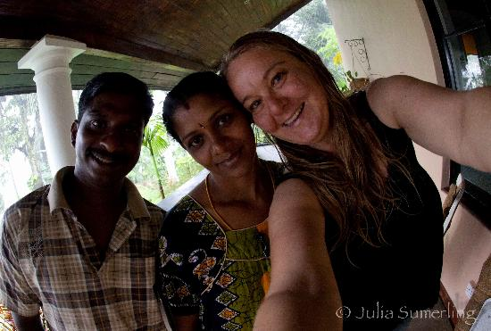 Central Province, Sri Lanka: Jko and Prya are the best hosts