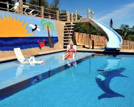Villa de Los Suenos: Pool