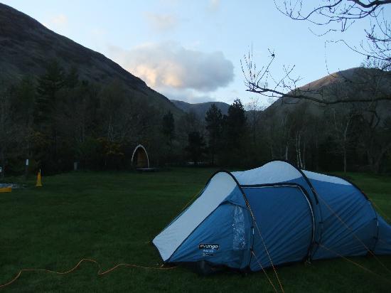 Wasdale National Trust Campsite: Wasdale Head NT Campsite and Pod