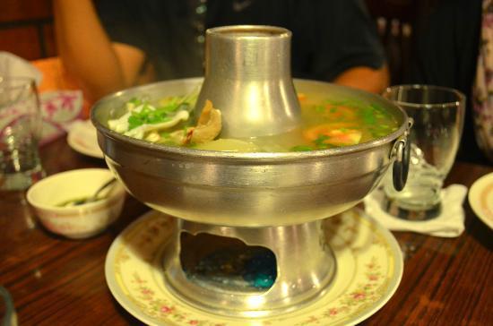 Phuket Restaurant: Seafood Soup