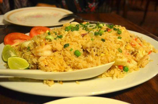 Phuket Restaurant: Fried Rice