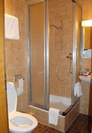 Hotel Elite: la salle de bain