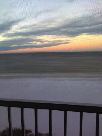 Casa Playa Resort: view from 701