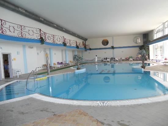 Hotel Terme Excelsior : interno piscina