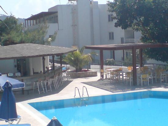 Sirene Beach Hotel: piscina