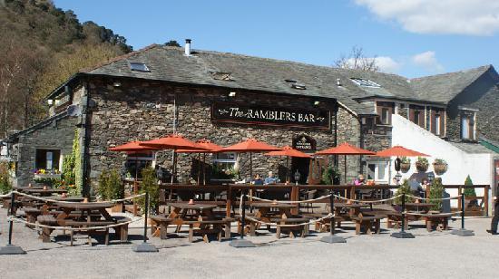 Inn on the Lake: Ramblers Bar