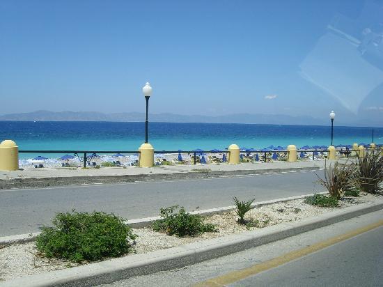 Sirene Beach Hotel: mare