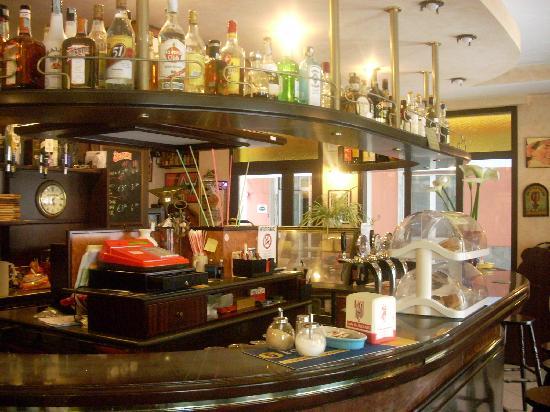 Hotel Corallo: Il bar