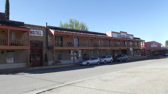 Stage Stop Inn: The Stage Stop dominates Main Street of Patagonia, deservedly so.