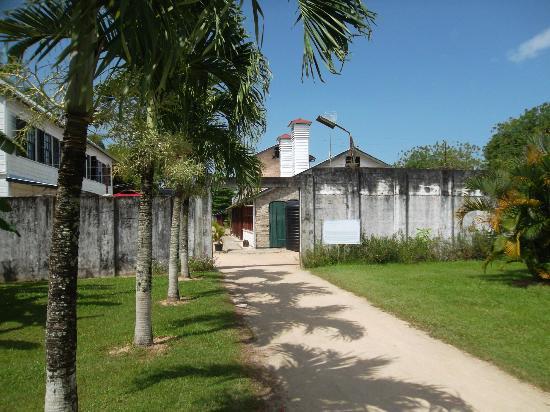 Nieuw Amsterdam Suriname Picture Of Fort Nieuw