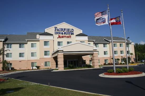 ‪فيرفيلد إن آند سويتس ميلدجفيل: Fairfield Inn & Suites Milledgeville, GA‬