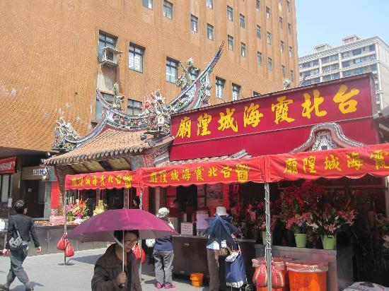 Xiahai Chenghuang Temple: 外観