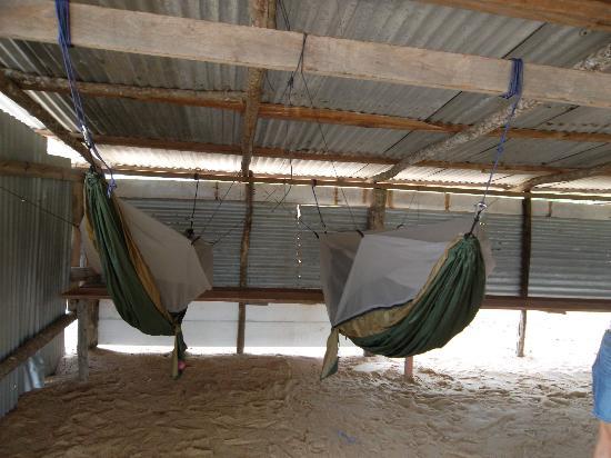 Foundation for Nature Preservation (Stinasu): Hammock facilicies of Matapica