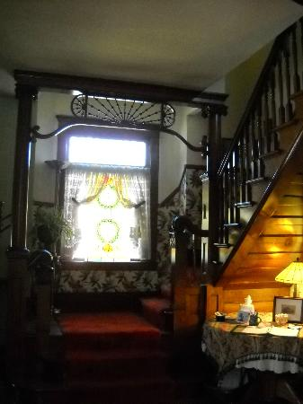 Heritage House: Main Staircase