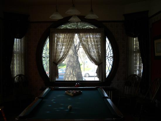 ‪‪Heritage House‬: Pool Room‬