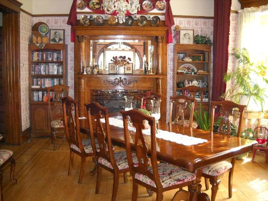 ‪‪Heritage House‬: Dining Room‬