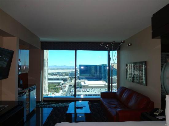 1 bedroom suite Picture of Elara by Hilton Grand Vacations Las
