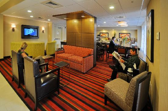 BEST WESTERN PLUS Denver International Airport Inn & Suites: Lobby