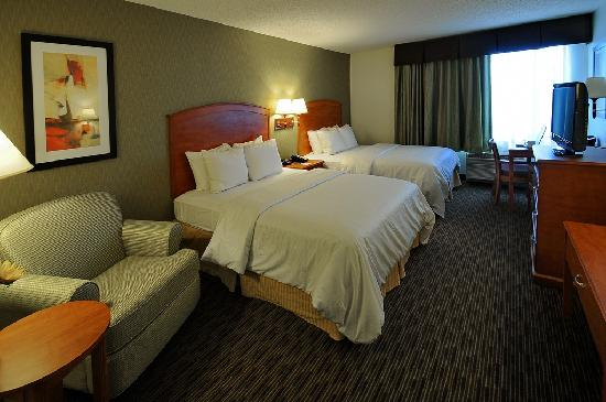 BEST WESTERN PLUS Denver International Airport Inn & Suites: Dual Queen Room
