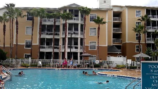 Wyndham Cypress Palms: Pool #2